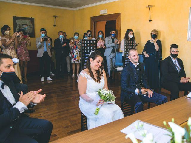 Il matrimonio di Gabriele e Francesca a Arese, Milano 44