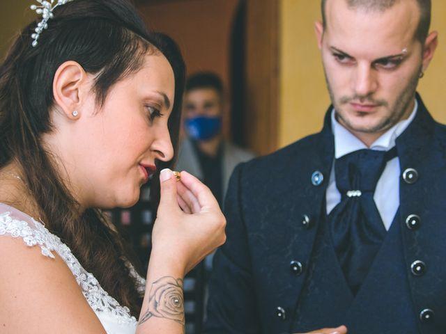 Il matrimonio di Gabriele e Francesca a Arese, Milano 46