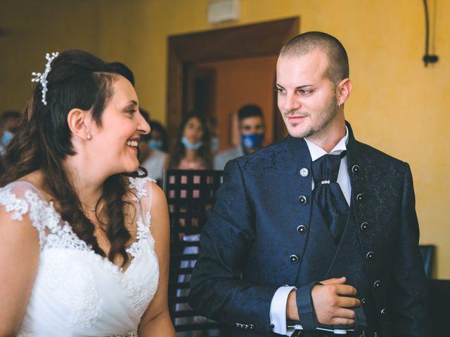 Il matrimonio di Gabriele e Francesca a Arese, Milano 53