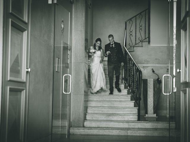 Il matrimonio di Gabriele e Francesca a Arese, Milano 55