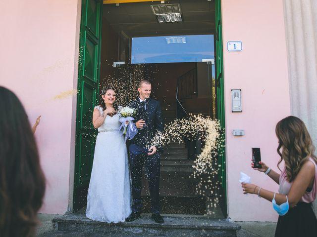 Il matrimonio di Gabriele e Francesca a Arese, Milano 58