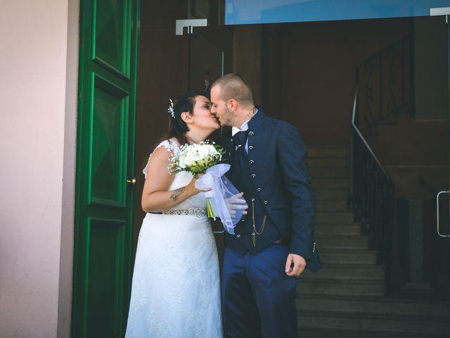 Il matrimonio di Gabriele e Francesca a Arese, Milano 60