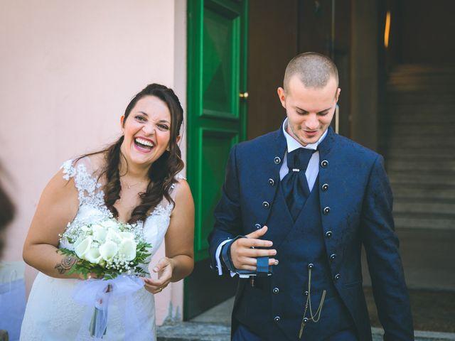 Il matrimonio di Gabriele e Francesca a Arese, Milano 61
