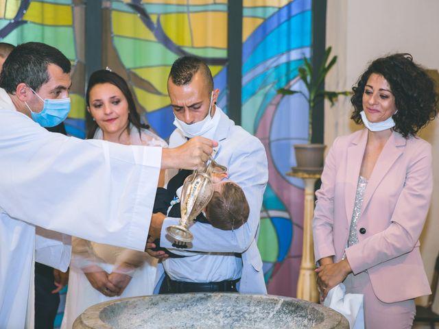 Il matrimonio di Gabriele e Francesca a Arese, Milano 81