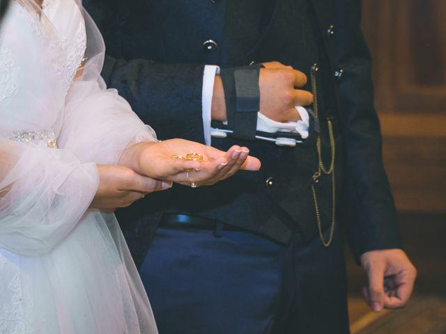 Il matrimonio di Gabriele e Francesca a Arese, Milano 84