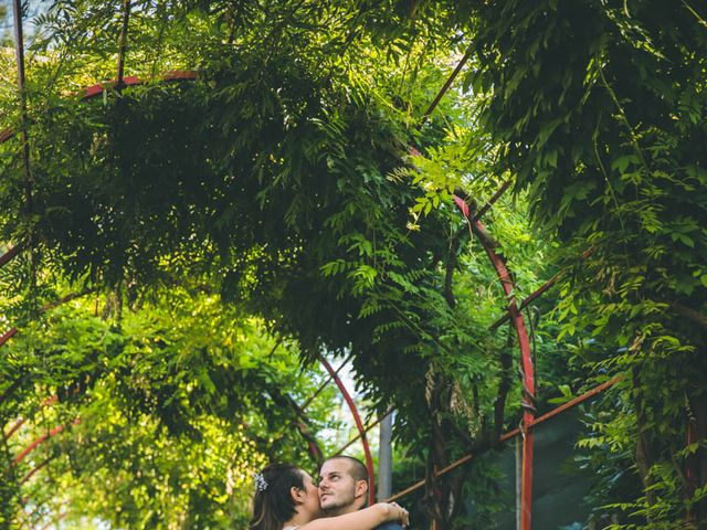 Il matrimonio di Gabriele e Francesca a Arese, Milano 88