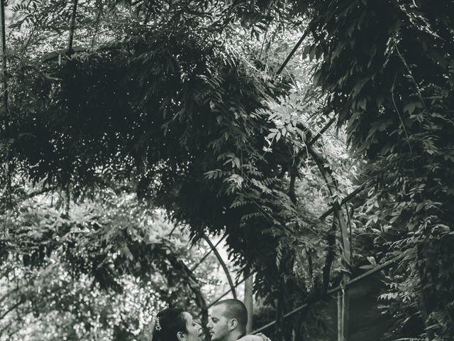 Il matrimonio di Gabriele e Francesca a Arese, Milano 89