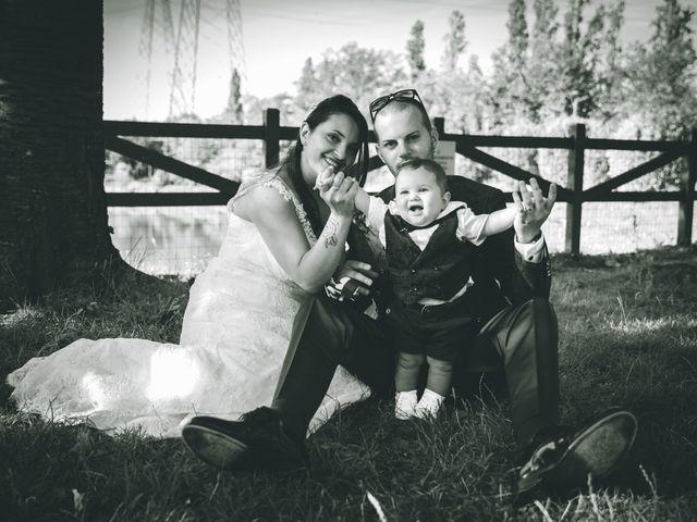 Il matrimonio di Gabriele e Francesca a Arese, Milano 97
