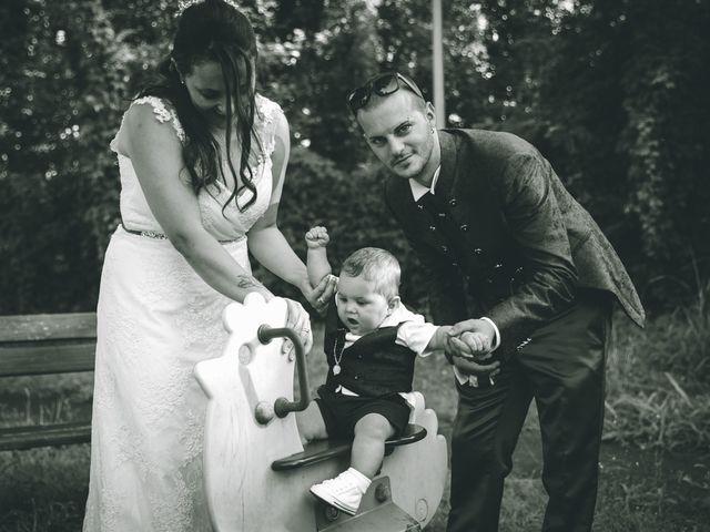 Il matrimonio di Gabriele e Francesca a Arese, Milano 102