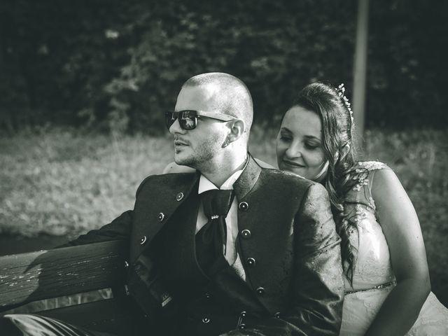 Il matrimonio di Gabriele e Francesca a Arese, Milano 1