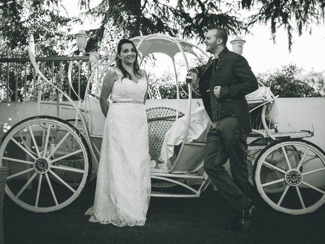 Il matrimonio di Gabriele e Francesca a Arese, Milano 121