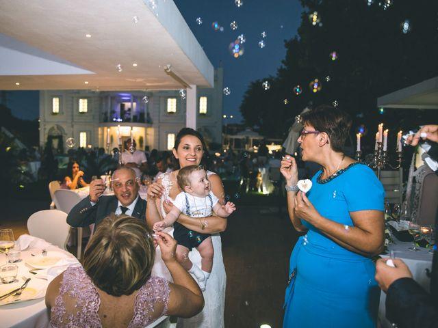 Il matrimonio di Gabriele e Francesca a Arese, Milano 131