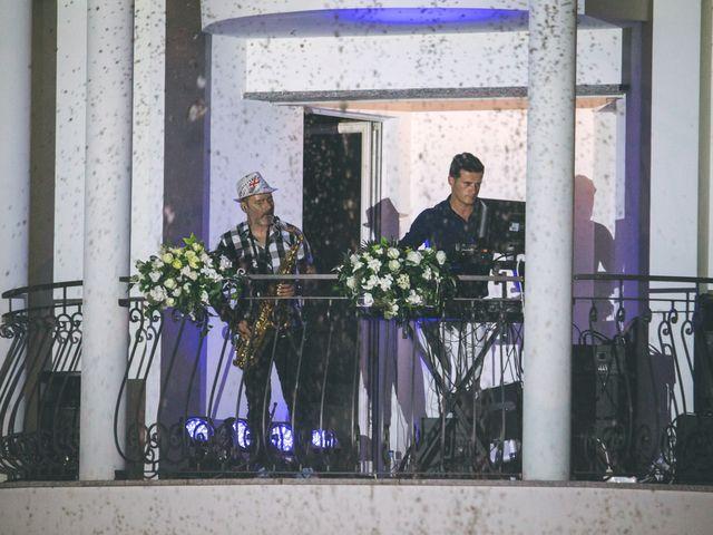 Il matrimonio di Gabriele e Francesca a Arese, Milano 140
