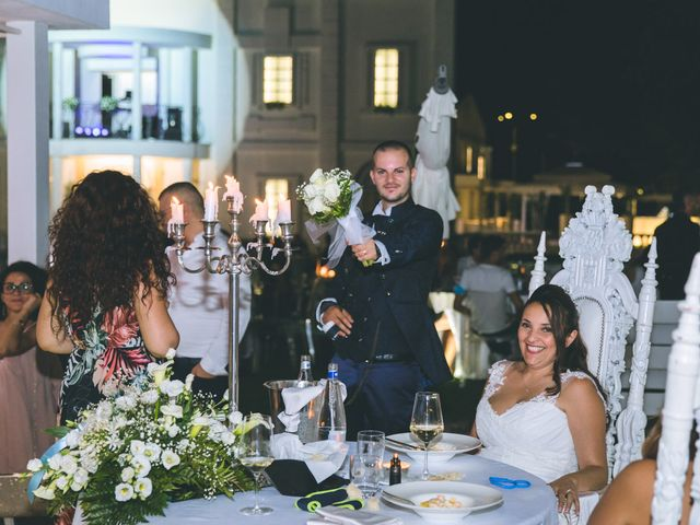 Il matrimonio di Gabriele e Francesca a Arese, Milano 142