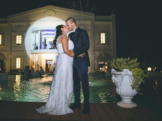 Il matrimonio di Gabriele e Francesca a Arese, Milano 2