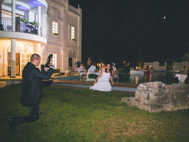Il matrimonio di Gabriele e Francesca a Arese, Milano 144
