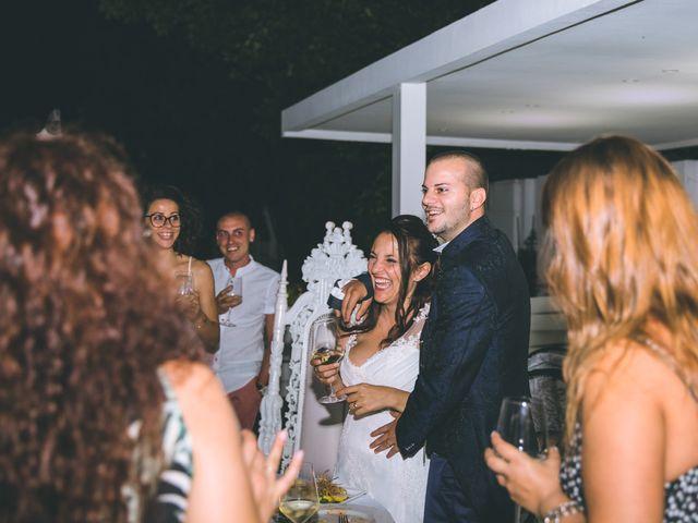 Il matrimonio di Gabriele e Francesca a Arese, Milano 149
