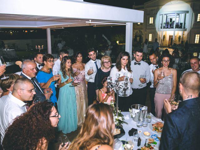 Il matrimonio di Gabriele e Francesca a Arese, Milano 150