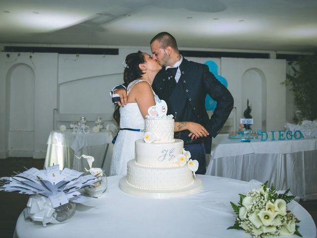 Il matrimonio di Gabriele e Francesca a Arese, Milano 153