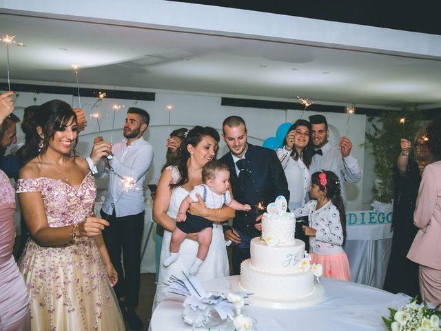 Il matrimonio di Gabriele e Francesca a Arese, Milano 154