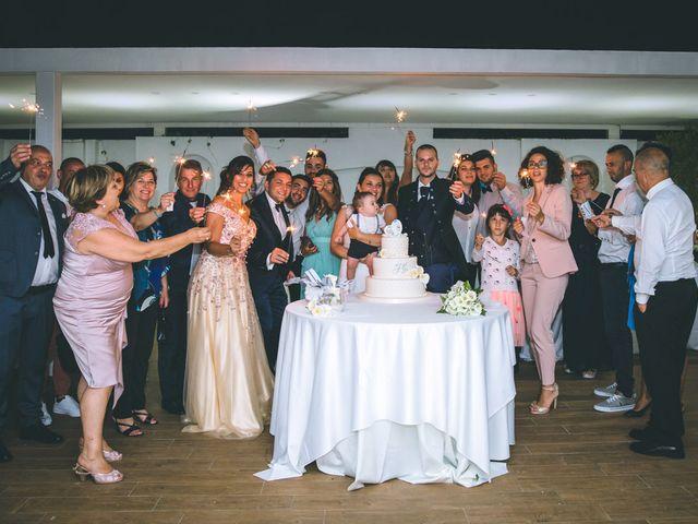 Il matrimonio di Gabriele e Francesca a Arese, Milano 155