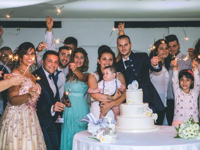 Il matrimonio di Gabriele e Francesca a Arese, Milano 156