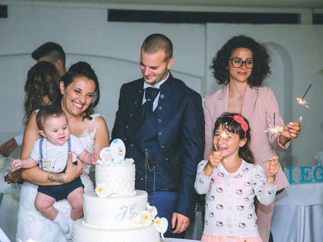 Il matrimonio di Gabriele e Francesca a Arese, Milano 158