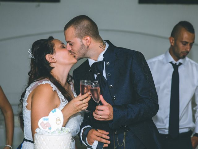 Il matrimonio di Gabriele e Francesca a Arese, Milano 159