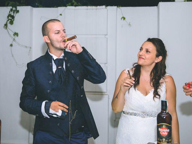 Il matrimonio di Gabriele e Francesca a Arese, Milano 160