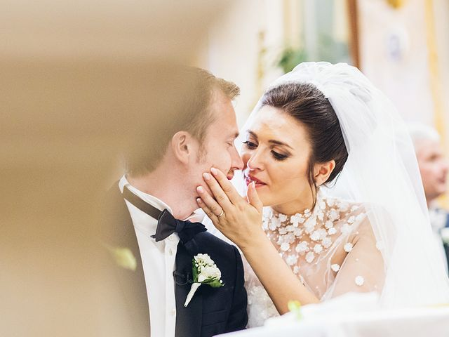 Il matrimonio di Elisa e Gianmarco a Acireale, Catania 33