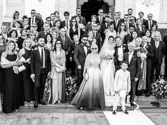 Il matrimonio di Elisa e Gianmarco a Acireale, Catania 34