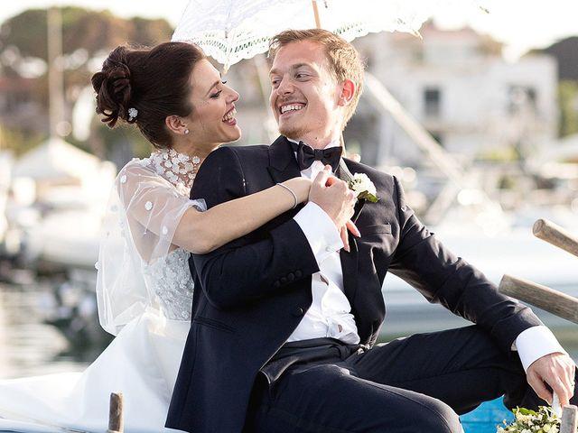 Il matrimonio di Elisa e Gianmarco a Acireale, Catania 36