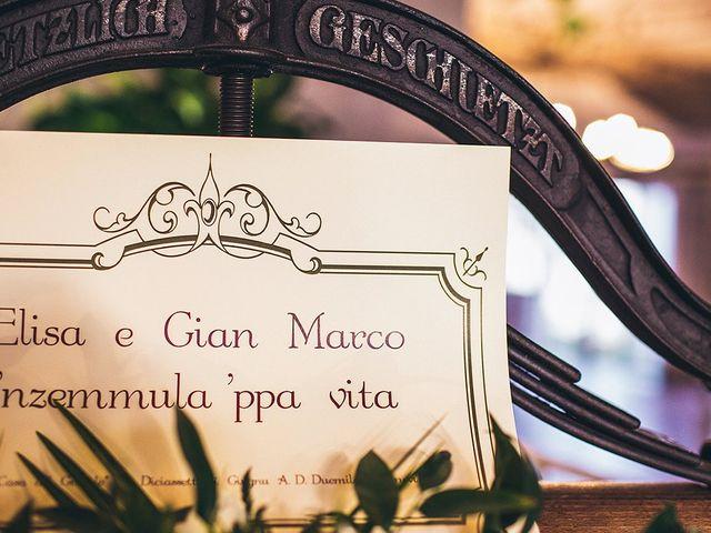 Il matrimonio di Elisa e Gianmarco a Acireale, Catania 48