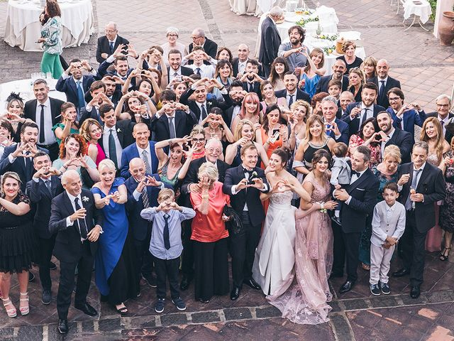 Il matrimonio di Elisa e Gianmarco a Acireale, Catania 49