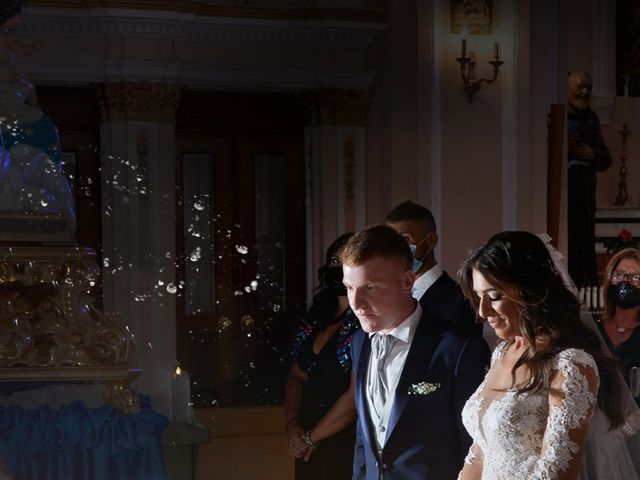 Il matrimonio di Marcello  e Claudia  a Monte di Procida, Napoli 10