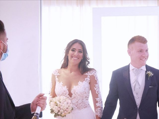 Il matrimonio di Marcello  e Claudia  a Monte di Procida, Napoli 14