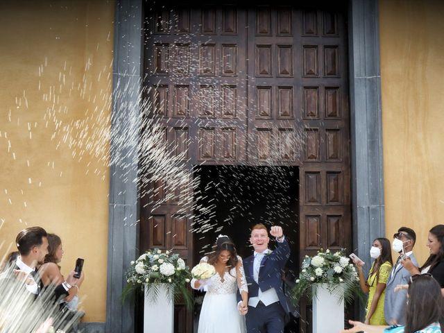 Il matrimonio di Marcello  e Claudia  a Monte di Procida, Napoli 19