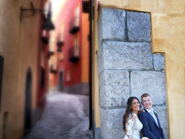 Il matrimonio di Marcello  e Claudia  a Monte di Procida, Napoli 23