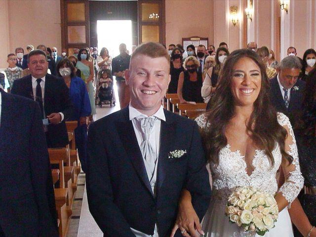 Il matrimonio di Marcello  e Claudia  a Monte di Procida, Napoli 28