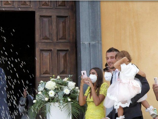 Il matrimonio di Marcello  e Claudia  a Monte di Procida, Napoli 35