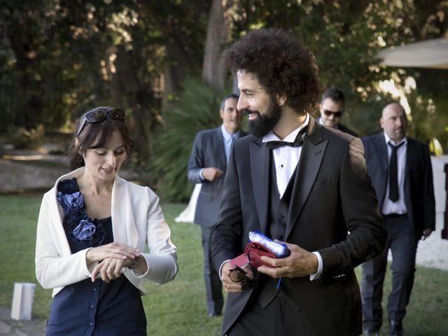 Il matrimonio di Adriano e Erica a Torre del Lago, Lucca 9