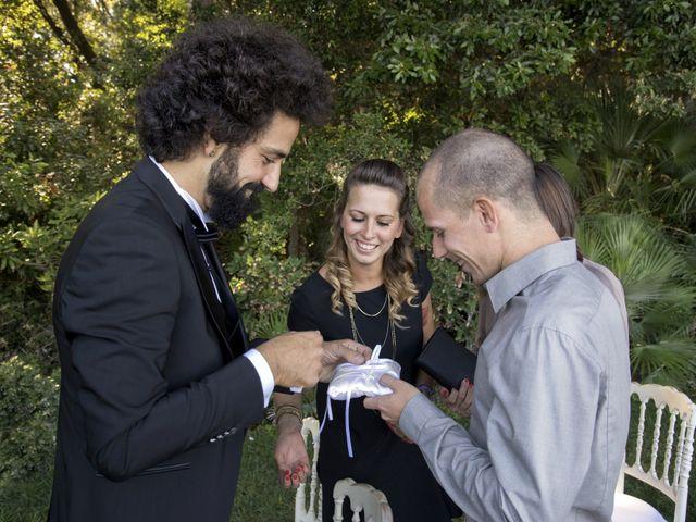 Il matrimonio di Adriano e Erica a Torre del Lago, Lucca 12