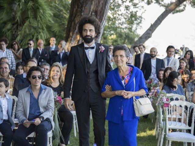 Il matrimonio di Adriano e Erica a Torre del Lago, Lucca 17