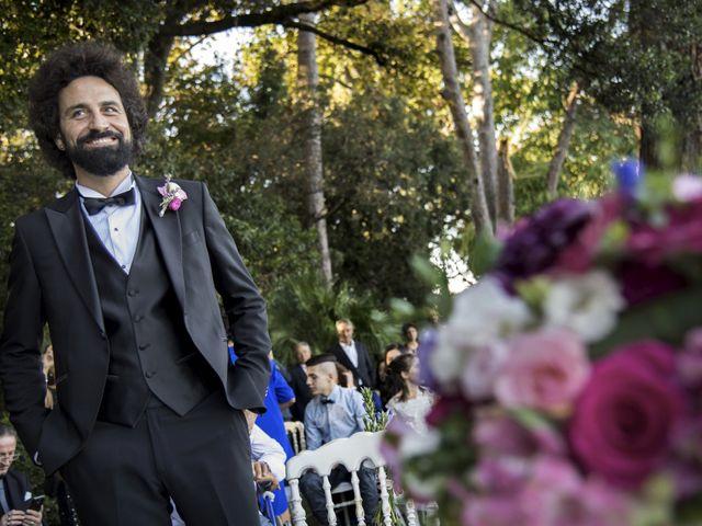 Il matrimonio di Adriano e Erica a Torre del Lago, Lucca 18