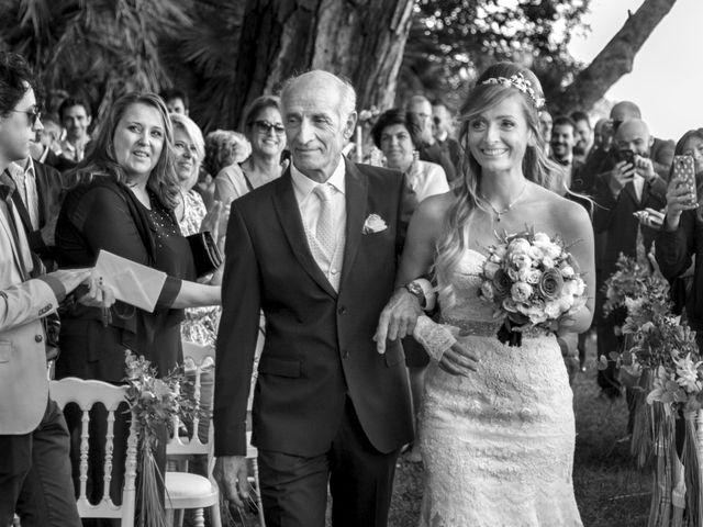 Il matrimonio di Adriano e Erica a Torre del Lago, Lucca 24