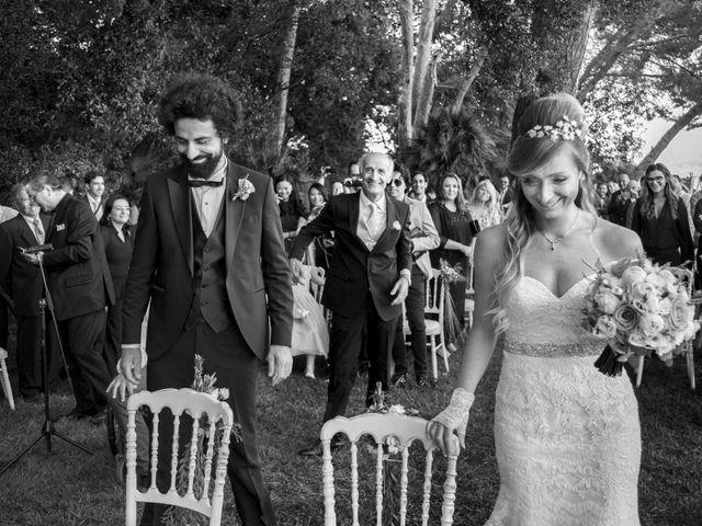 Il matrimonio di Adriano e Erica a Torre del Lago, Lucca 25