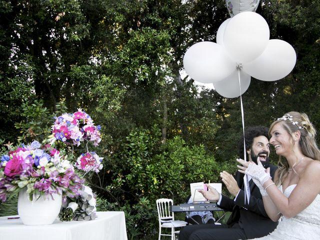 Il matrimonio di Adriano e Erica a Torre del Lago, Lucca 33