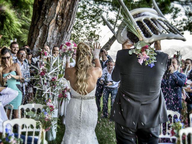 Il matrimonio di Adriano e Erica a Torre del Lago, Lucca 41