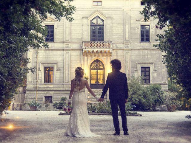 Il matrimonio di Adriano e Erica a Torre del Lago, Lucca 44