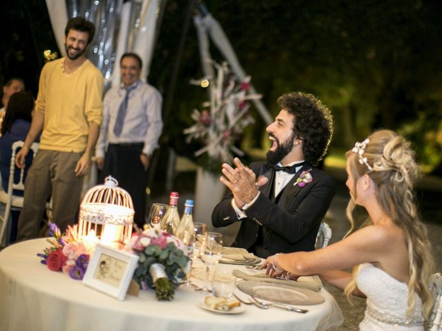 Il matrimonio di Adriano e Erica a Torre del Lago, Lucca 49